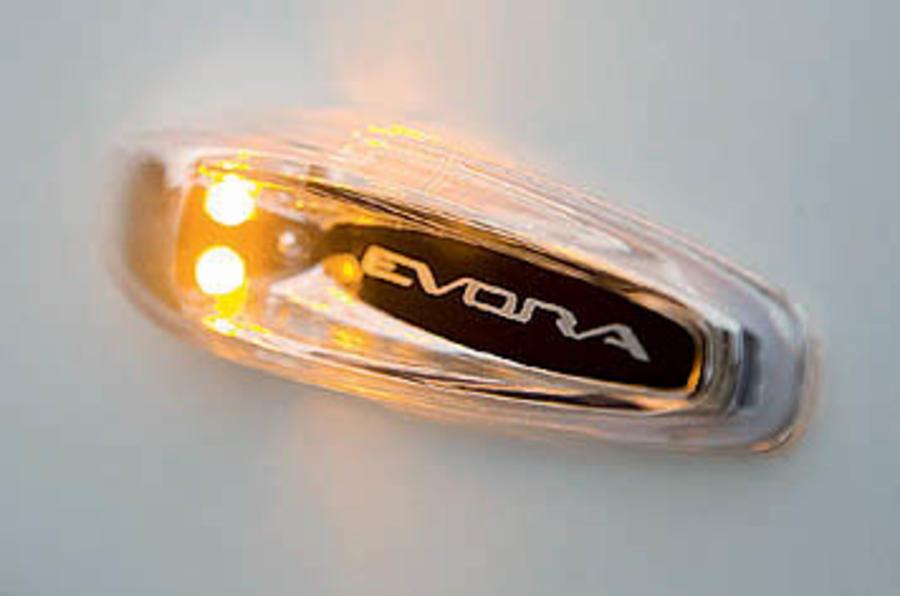 Lotus Evora 3.5 V6