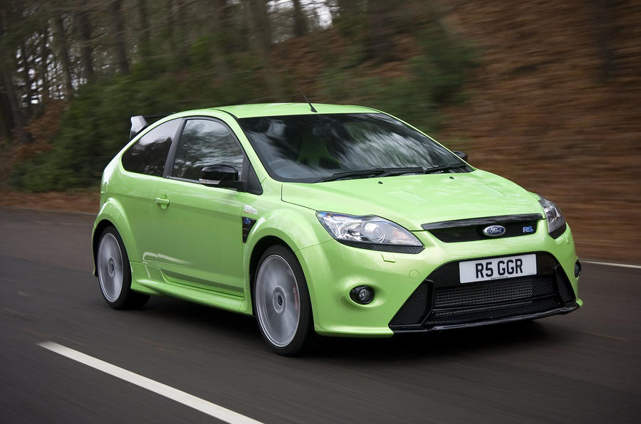 Ford Focus RS 370FR GGR