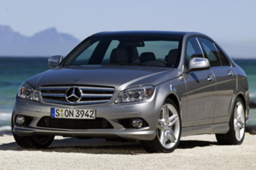 Image gallery mercedes c320 for Mercedes benz accessories amazon