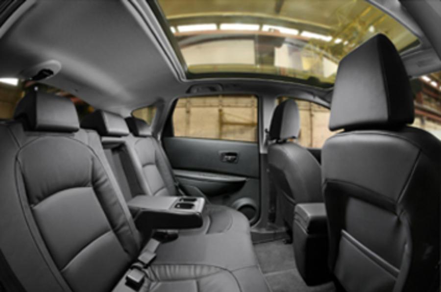 Nissan Qashqai 2 0 Tekna Review Autocar