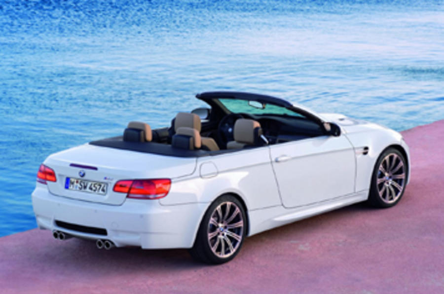 bmw m3 convertible review autocar. Black Bedroom Furniture Sets. Home Design Ideas