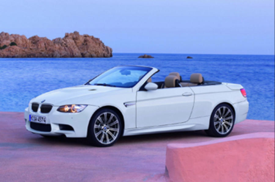 Bmw M3 Convertible Review Autocar