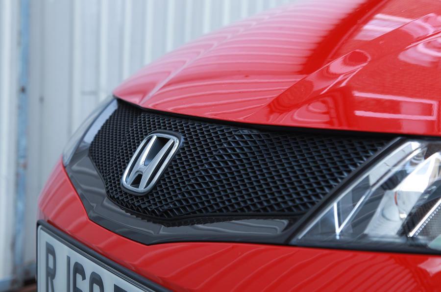 Honda Civic front grille