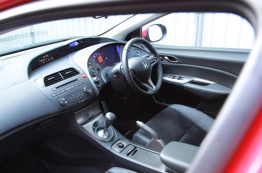 Honda Civic 1.8 Si