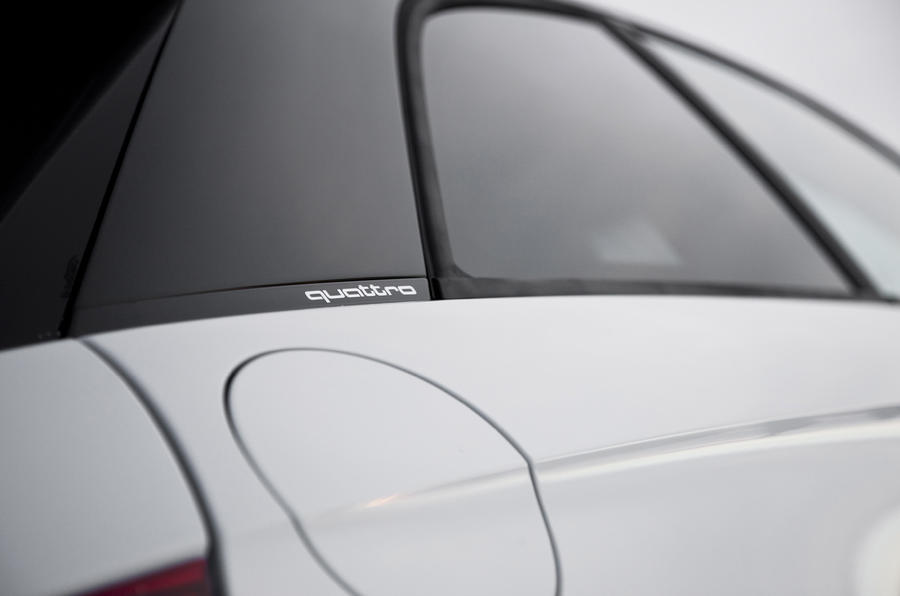 Audi A1 Quattro rear quarter