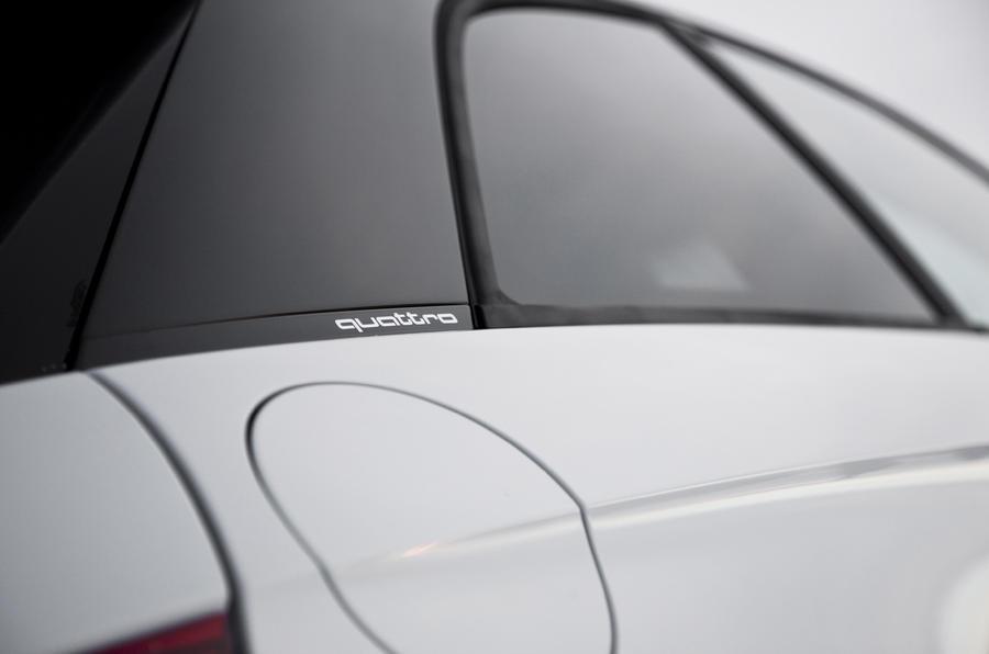 Audi A1 Quattro rear quarter