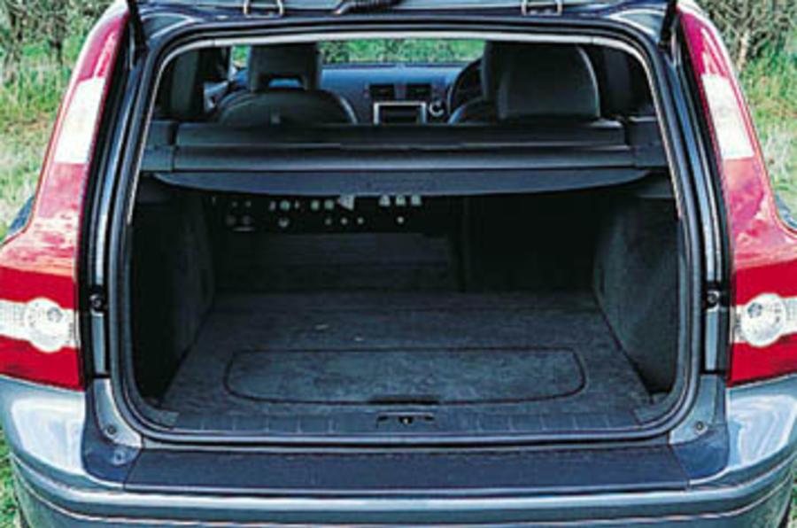 Volvo V50 T5 AWD review   Autocar