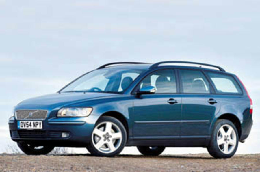 Volvo V50 T5 AWD review | Autocar