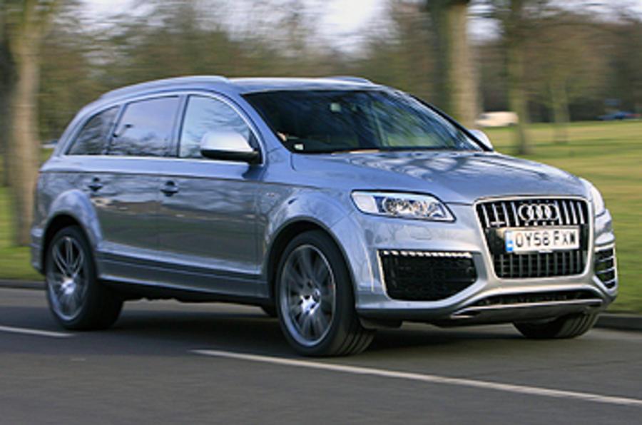 Turbo Diesel Register >> Audi Q7 6.0 V12 TDI review | Autocar