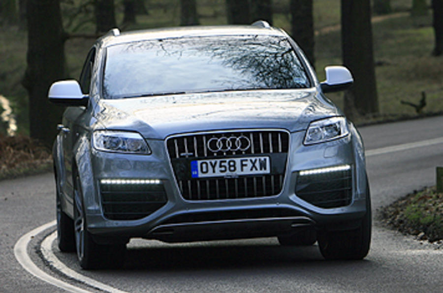 Audi Q7 6 0 V12 Tdi Review Autocar