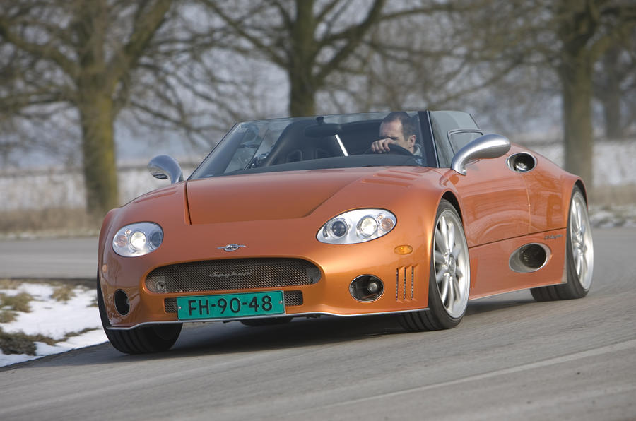 Inside Spyker - Autocar exclusive