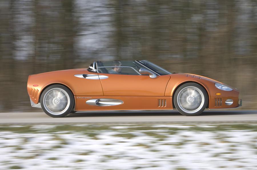 Inside Spyker - Autocar exclusive