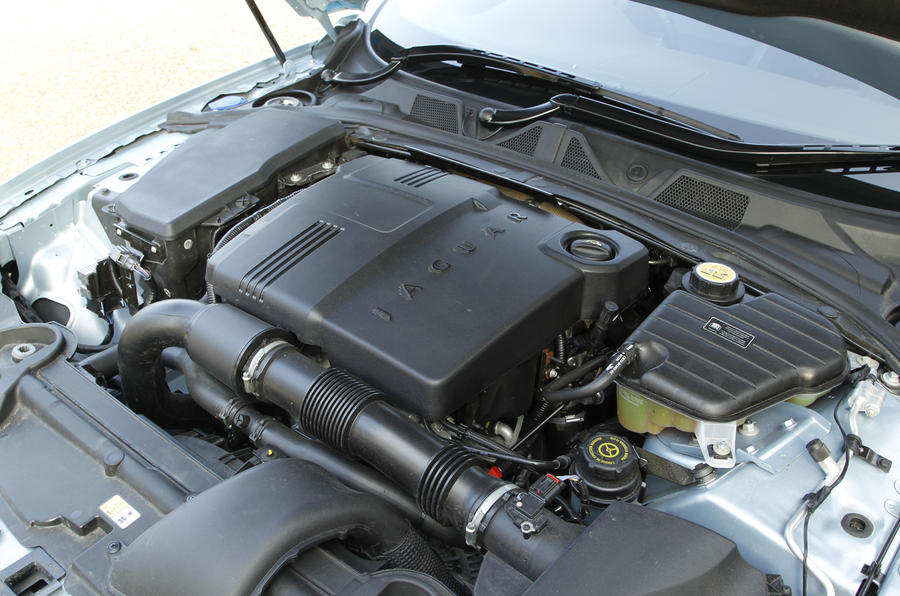 Jaguar XF 2.2D 163 Luxury