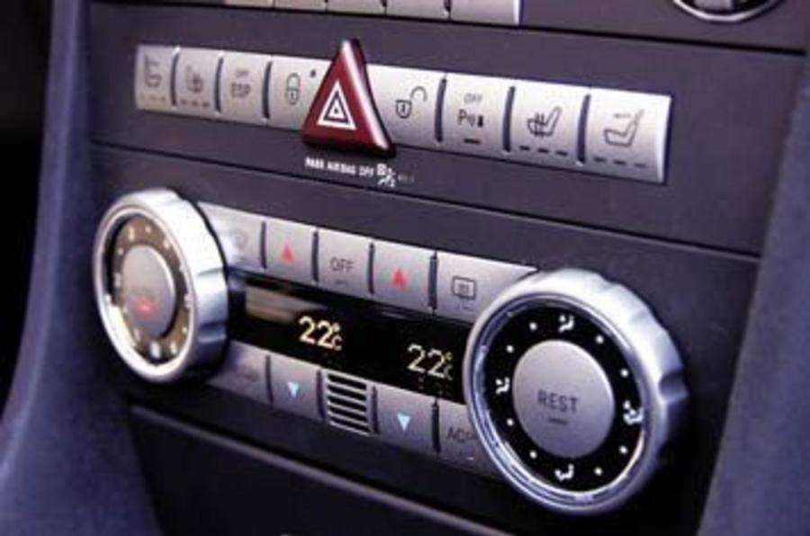 Mercedes-Benz SLK 350