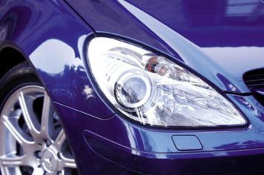 Mercedes-Benz SLK 350 2004 review | Autocar