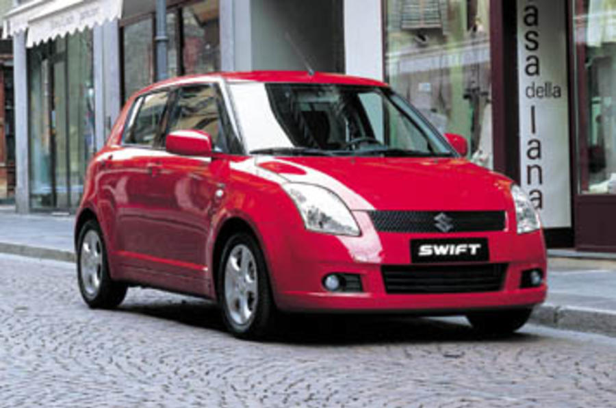 suzuki swift 1 5 glx review autocar