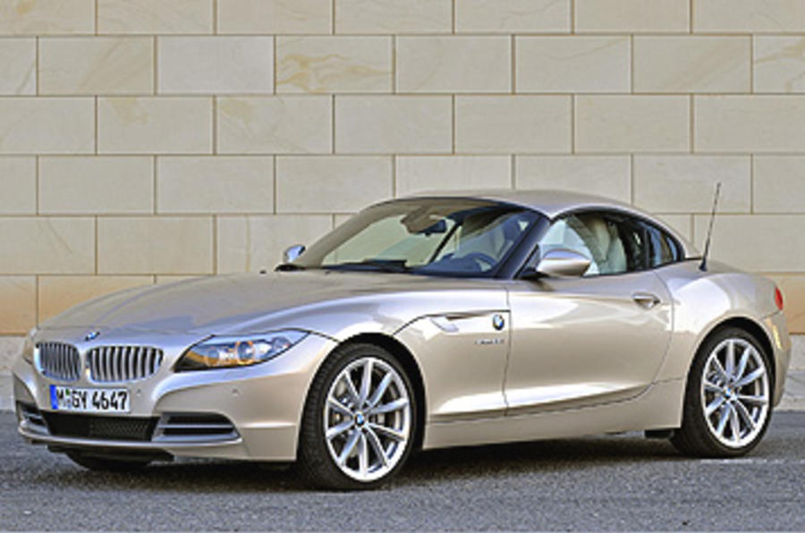 Bmw Z4 3 0 Sdrive35i Convertible First Drive