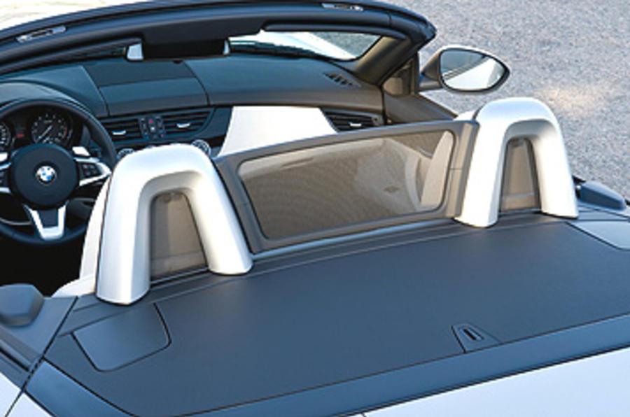Bmw Z4 3 0 Sdrive35i Convertible First Drive