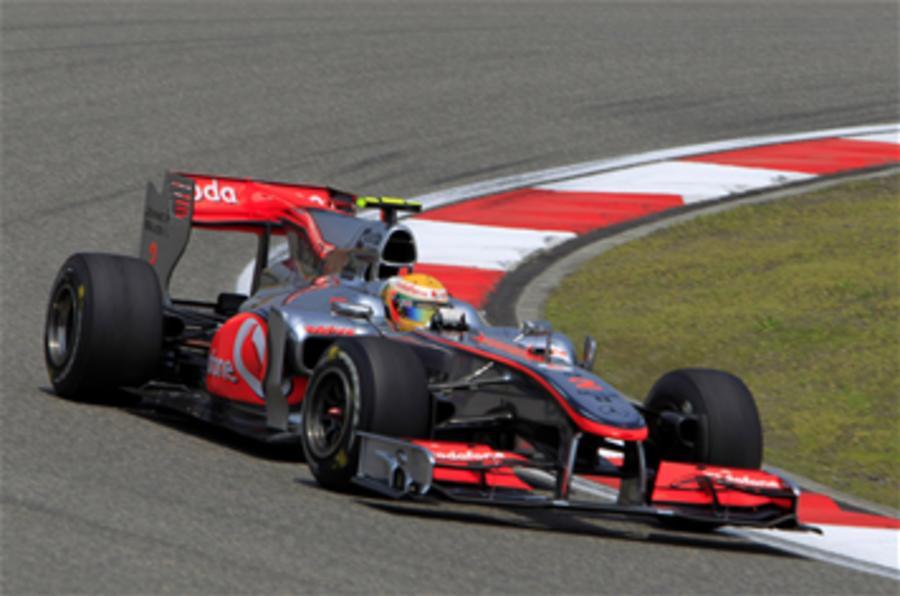 Alonso warns Hamilton