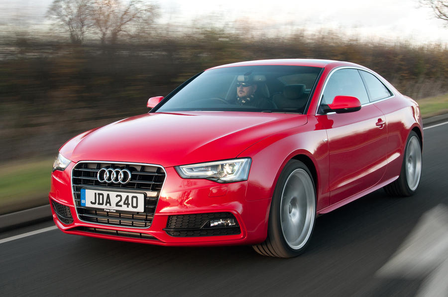 Audi A5 1.8 TFSI S-line