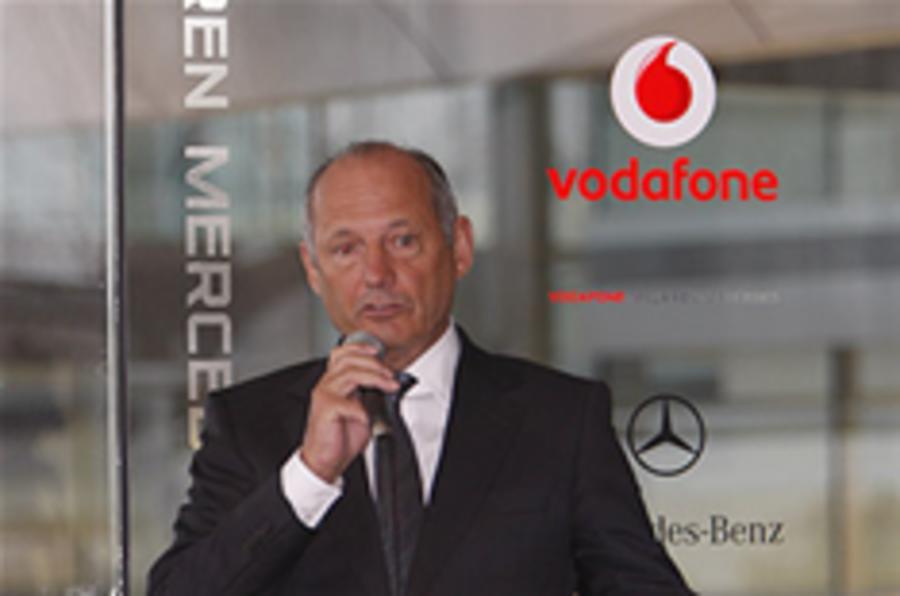 Dennis: 'McLaren will thrive'