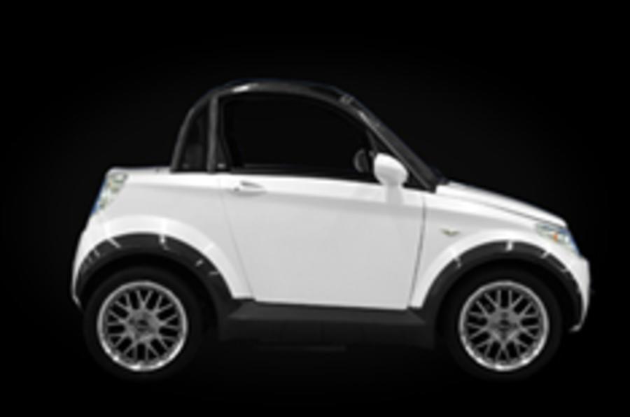London-built electric car goal