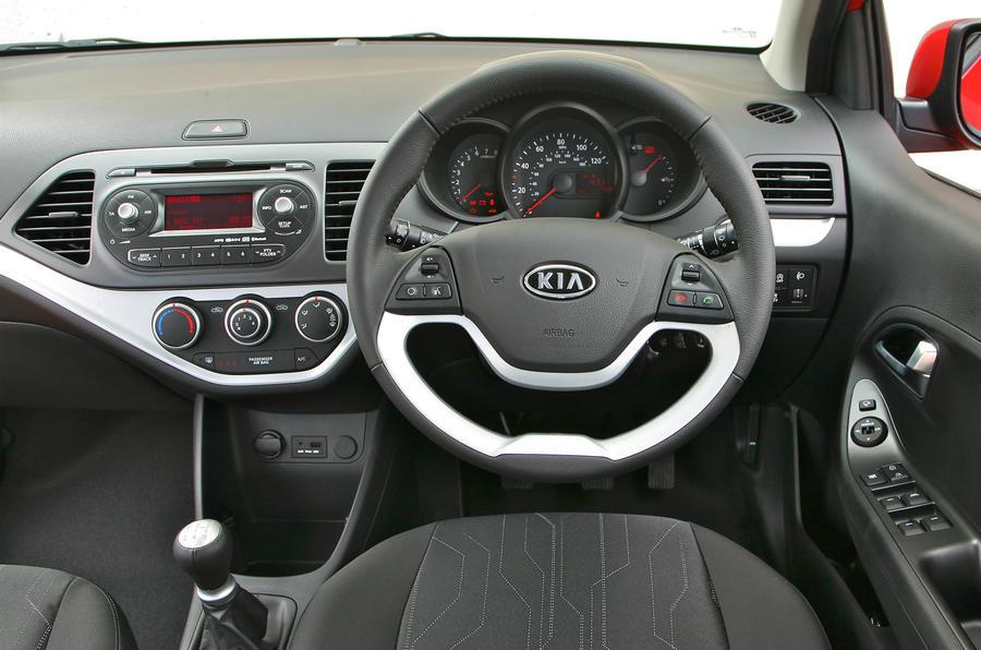 Kia Picanto 1 2 Ecodynamics Review Autocar