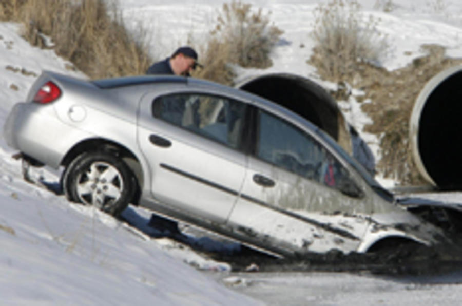 Crash alert 'will be mandatory'
