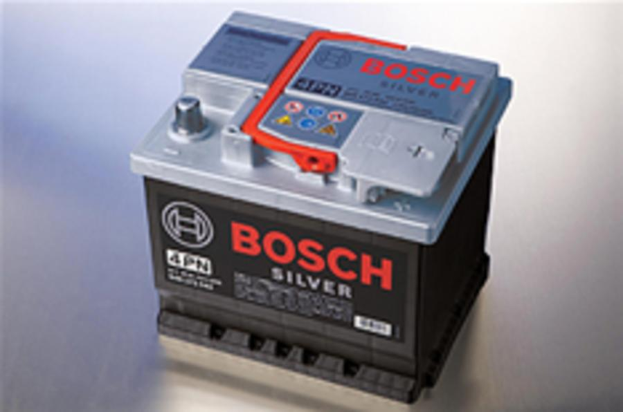 Bosch sales hit by recession