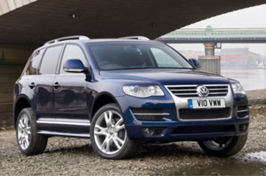 volkswagen touareg v10 tdi altitude review autocar. Black Bedroom Furniture Sets. Home Design Ideas