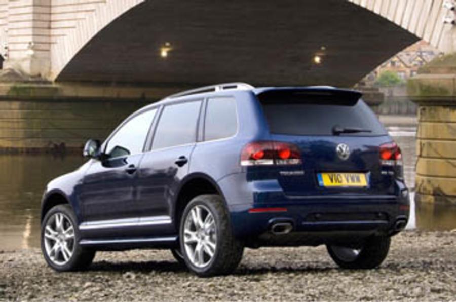 Volkswagen Touareg V10 Tdi Altitude Review Autocar