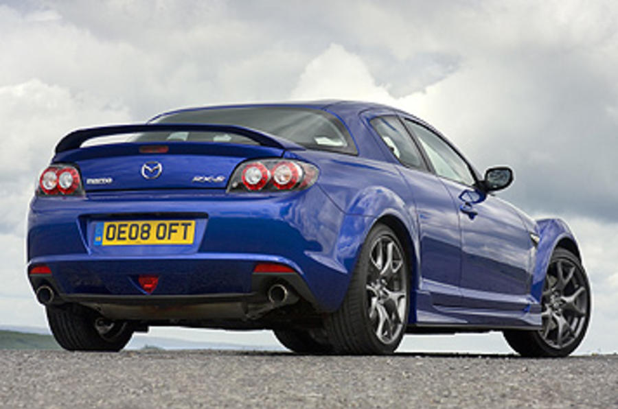 Mazda RX-8 R3 (2003-2012) first drive review