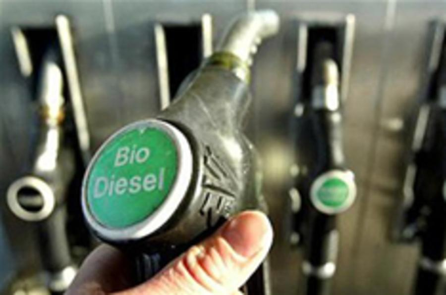 New Biodiesel for UK cars