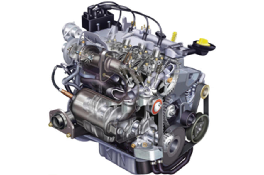 Renault Clio ∙ 3 - 2005 - 2012 1.2 TCE 100hp 100 CV