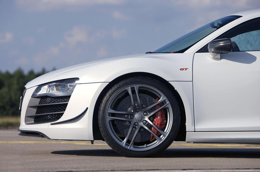 20in Audi R8 GT alloy wheels
