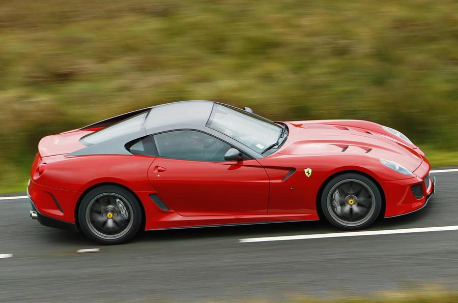 £299,280 Ferrari 599 GTO
