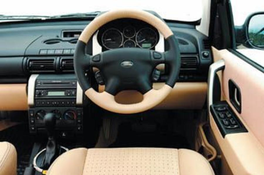 Land Rover Freelander Sport review | Autocar