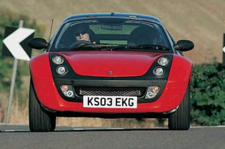 Smart Roadster Coupe Review Autocar