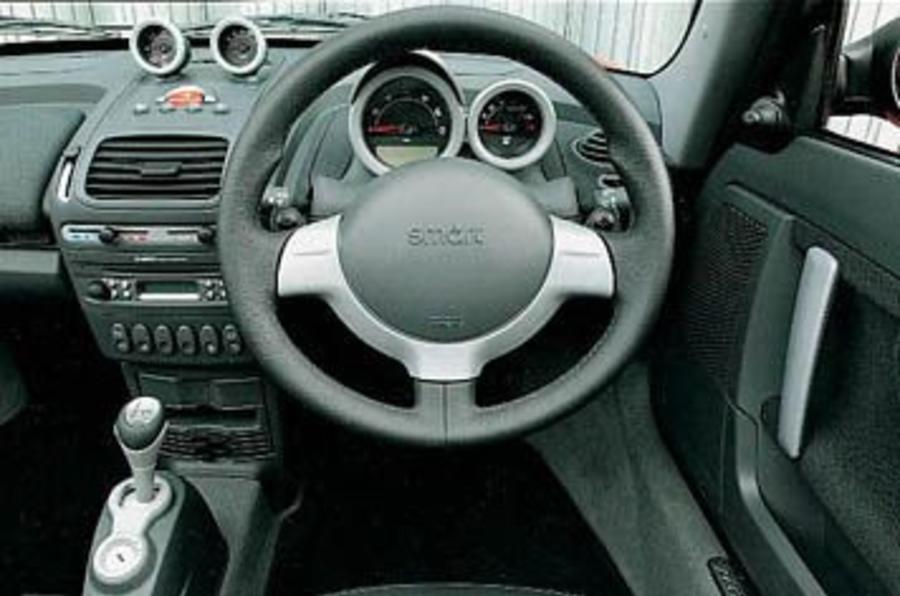 smart roadster coupe review autocar. Black Bedroom Furniture Sets. Home Design Ideas