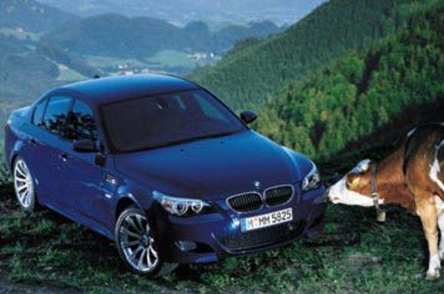 4.5 star BMW M5