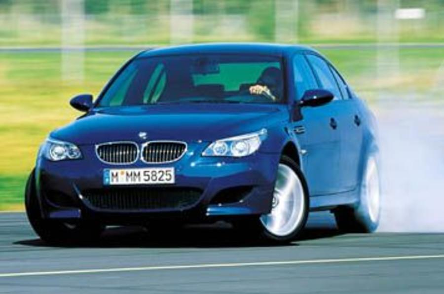BMW M Review Autocar - 2005 bmw m5