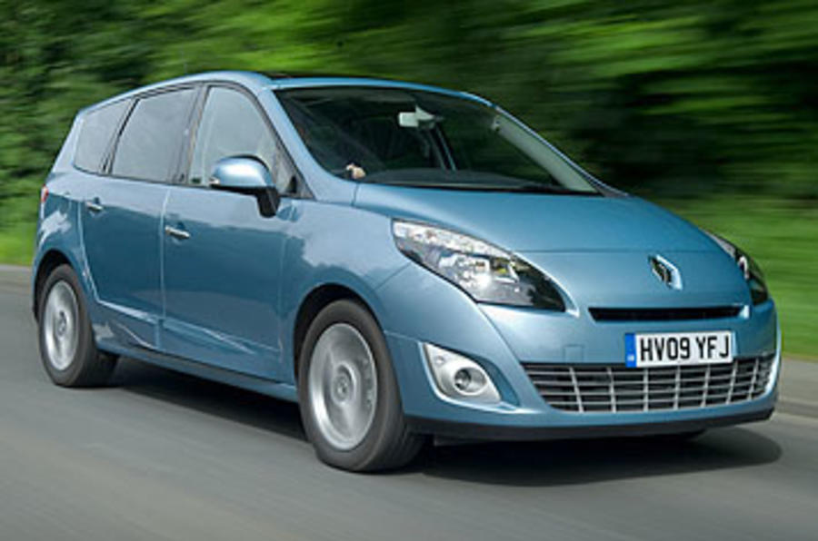 Renault Grand Scenic 1 9 Dci Review Autocar