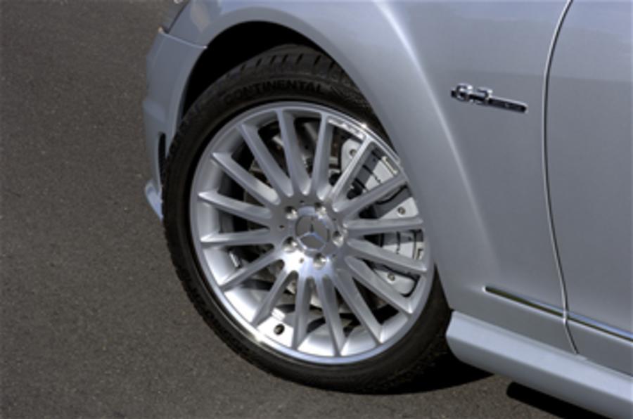 Mercedes S-Class S63 AMG