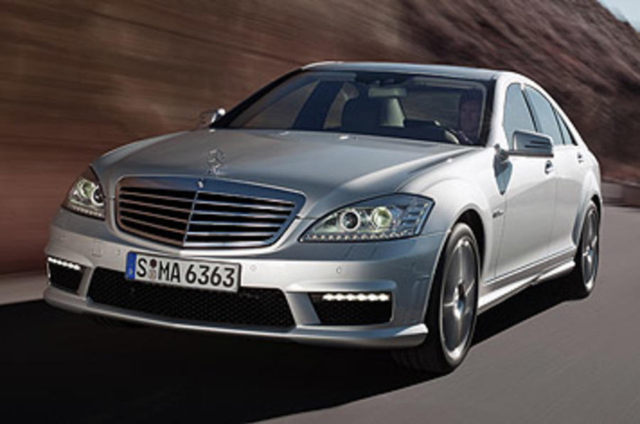 Mercedes S-Class S63 AMG