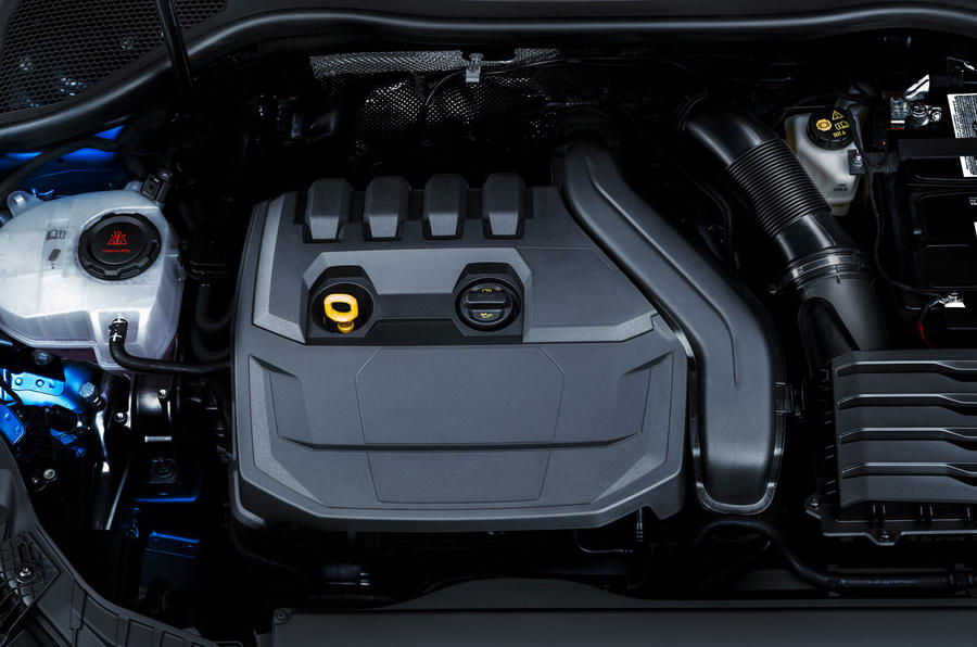 Audi A3 Sportback 2020 road test review - engine
