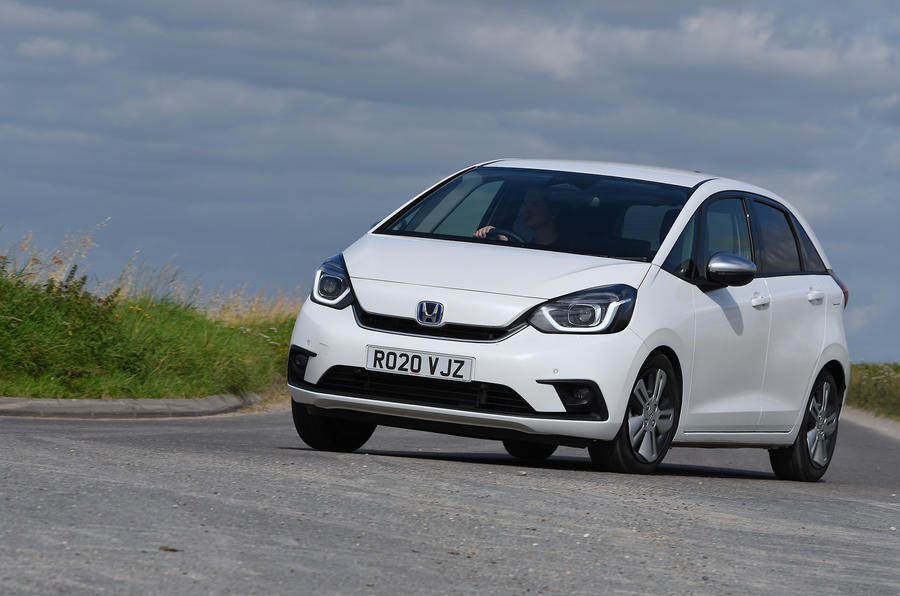 Honda Jazz 2020 road test review - on the road front