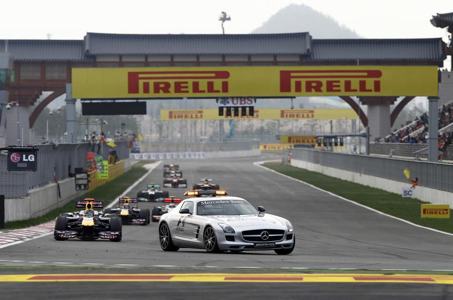 Korean grand prix - results and pics