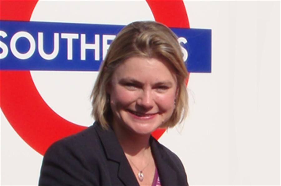 New transport minister Greening