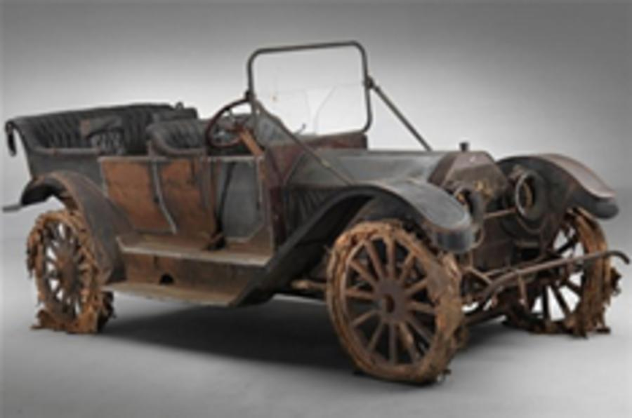 1911 Oldsmobile sells for £811,000