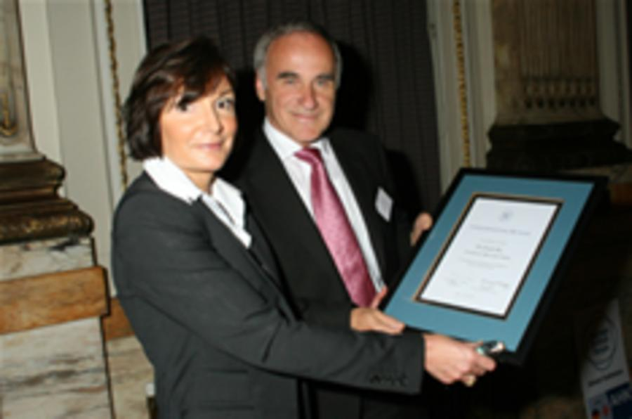 Ulrich Bez gets cultural relations award